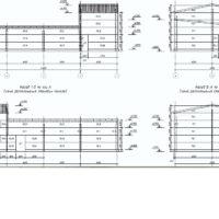 Пример раскладки панелей