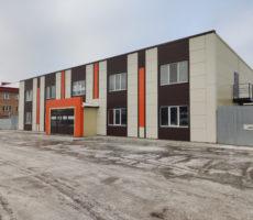 Административное здание г. Нижнекамск