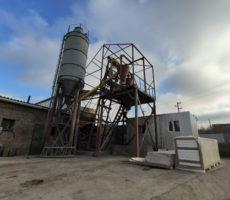 Бетонный завод «Строймикс» г. Альметьевск